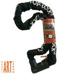 Kettingslot ART4 Top Lock 200cm vaste kop