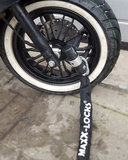 Bootslot / Motorslot Maxx-Locks Tirau ART 4 loop + verlengde U-beugel - 300 cm