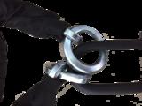 Motorslot ART 4 - 120 cm + U-beugel hangslot