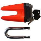 SXP Compact MP04 13mm Schijfremslot ART 4 - Oranje