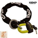SXP Kettingslot ART4 120cm + loop