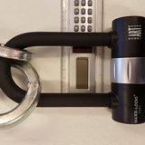 Kettingslot ART4 Maxx-Locks Tirau met loop + verlengde U-beugel - 200 cm