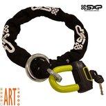 SXP Kettingslot ART4 180cm + loop