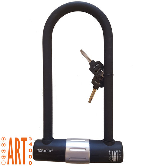 Beugelslot ART 4 Top Lock 180mm X 320mm