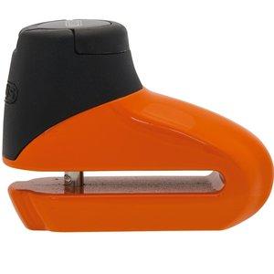 Abus schijfremslot 305 5mm oranje