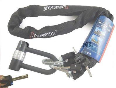 Power 1 ART 3 kettingslot U-Lock - 150cm
